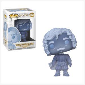 Funko POP Movies Blue Transluscent Nearly headless Nick 62