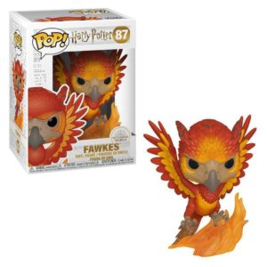 Funko POP Movies Fawkes 87