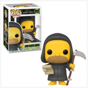Funko POP Movies Grim Reaper Homer Simpson 1025