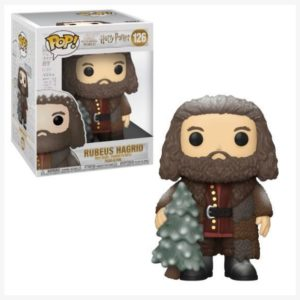 Funko POP Movies Hagrid Christmas oversized 126
