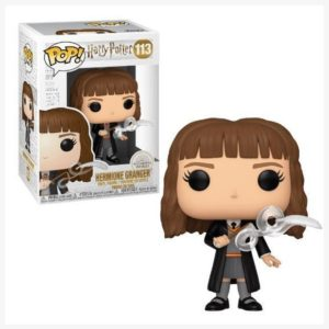Funko POP Movies Hermione with Feather 113