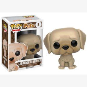 Funko POP Movies Labrador (blond) 5