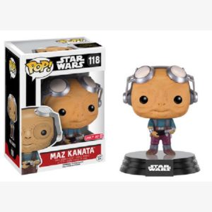 Funko POP Movies Maz Kanata 118