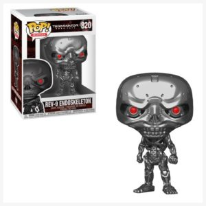 Funko POP Movies REV-9 Endoskelton (terminator Dark Fate) 820