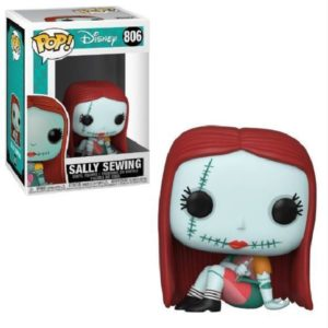 Funko POP Movies Sally sewing, Nightmare before Christmas 806