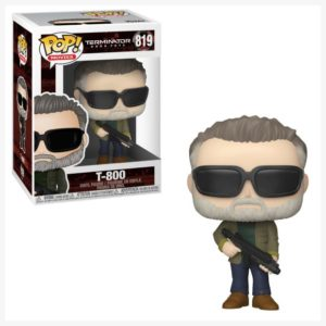 Funko POP Movies T-800 (Terminator Dark Fate) 819