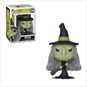 Funko POP Movies Witch (nightmare before Christmas) 599