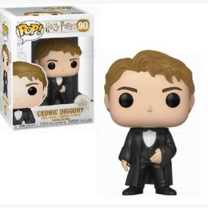 Funko POP Movies Yule Ball Cedric 90