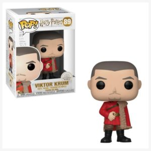 Funko POP Movies Yule Ball Victor Krum 89