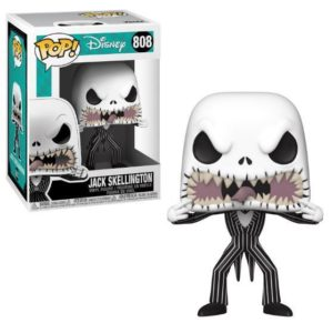 Funko POP Movies scary Jack Skellington (nightmare before christmas) 808