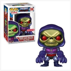 Funko POP Retro Terror Claws Skeletor 39