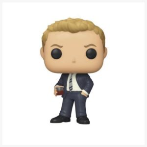 Funko POP TV Barney Stinson (how I met your mother) 1043