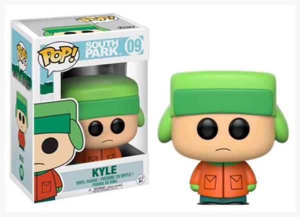 Funko POP TV Kyle 9