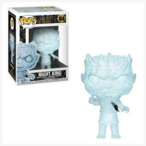 Funko POP TV Night King with Dagger in chest 84