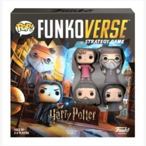 Funkoverse Harry Potter 100 base game Engelstalig