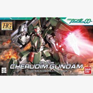 GN-006 Cherudim Gundam HG00 1:144 scale model