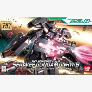 GN-008GNHW/b Seravee Gundam GNHW/B HG00 1:144 scale model