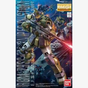 GRGM-79SC GM Sniper Custom MG 1:100 scale model