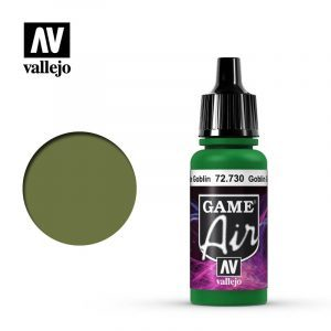 Game Air Acrylic Color Goblin Green
