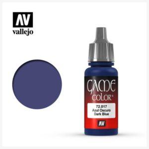 Game Color Acrylic color Dark Blue