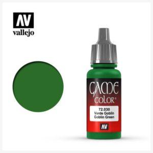 Game Color Acrylic color Goblin Green