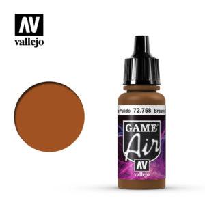 Gamel Air Acrylic Color Brassy Brass