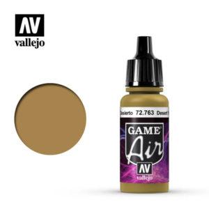 Gmae Air Acrylic Color Desert Yellow