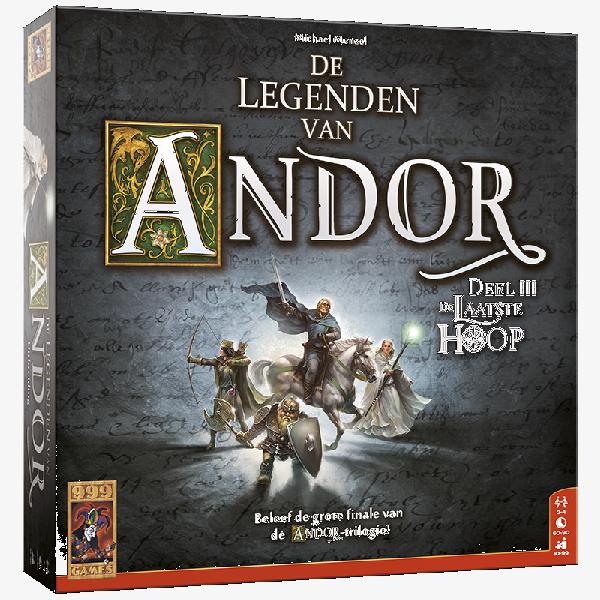 Legenden van Andor 3: De laatste Hoop