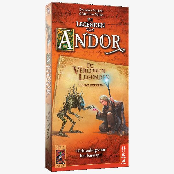 Legenden van Andor De verloren Legenden