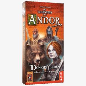 Legenden van Andor Donkere Helden 5/6 speler uitbr.