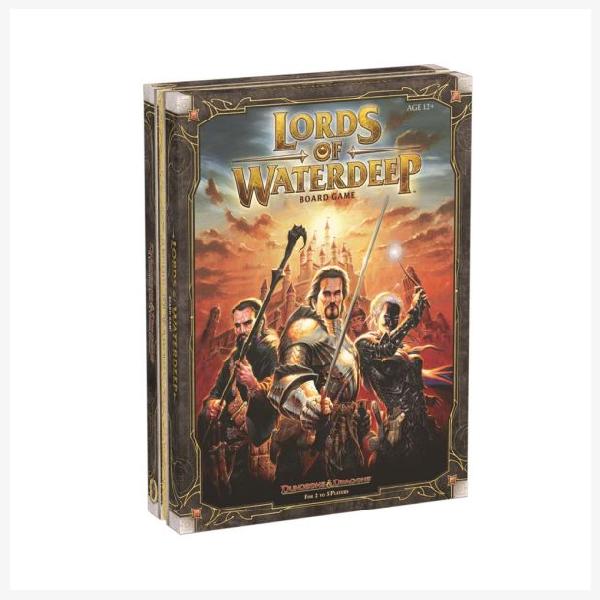 Lords of Waterdeep Engelstalig
