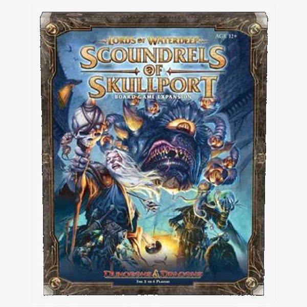 Lords of Waterdeep Scoundrels of Skullport Engelstalig
