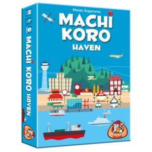 Machi Koro Haven