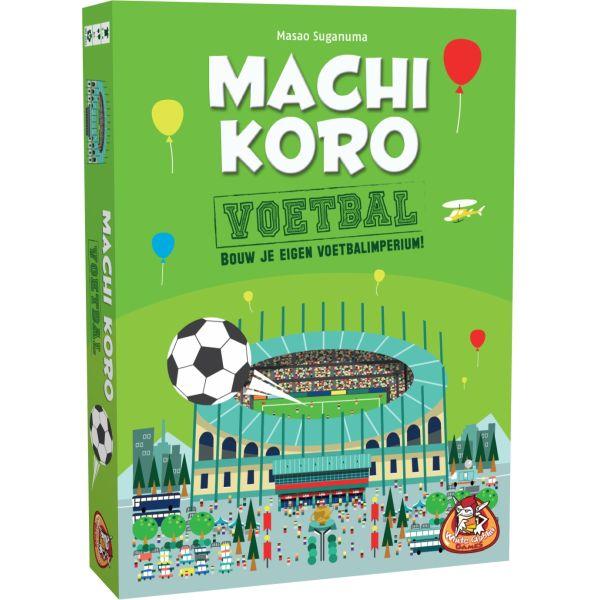 Machi Koro voetbal