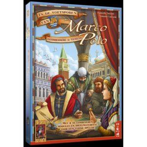 Marco Polo Uitbreiding 1, Venetië Nederlandstalig