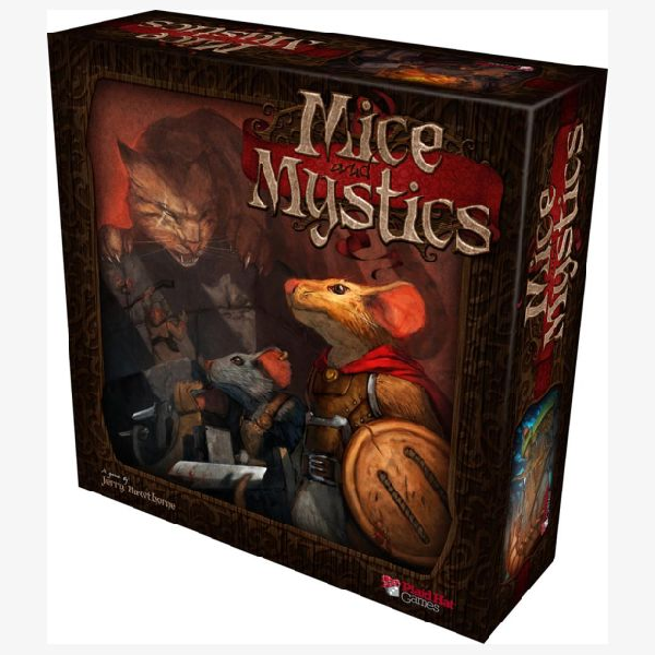 Mice & Mystics Engelstalig