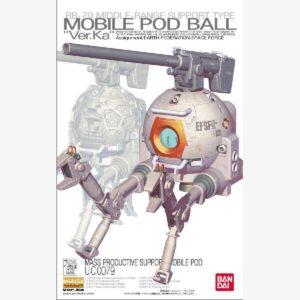 Mobile Pod Ball ?Ver.Ka? MG 1:100 scale model