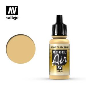 Model Air Acrylic Color Beige