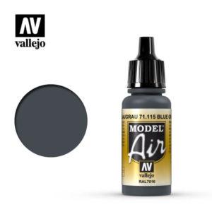 Model Air Acrylic Color Blue Grey