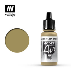 Model Air Acrylic Color Bright Brass