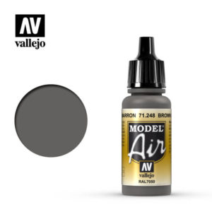 Model Air Acrylic Color Brown Gry