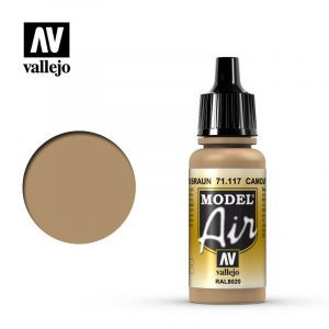 Model Air Acrylic Color Camouflage Brown
