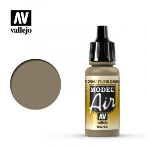 Model Air Acrylic Color Camouflage Grey