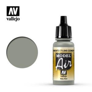 Model Air Acrylic Color Cement Grey