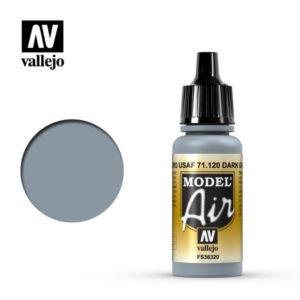 Model Air Acrylic Color Dark Ghost Grey