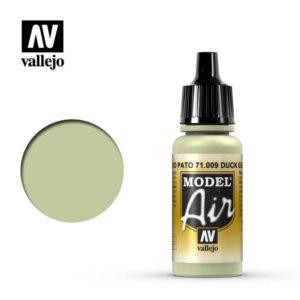 Model Air Acrylic Color Eau de Nil D.E. Green