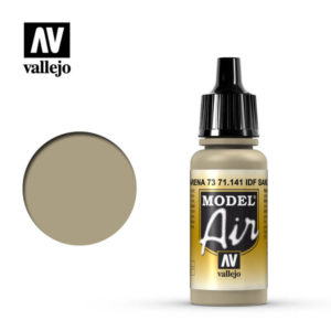 Model Air Acrylic Color IDF Sand Grey 73