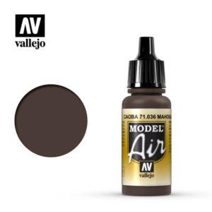 Model Air Acrylic Color Mahogany