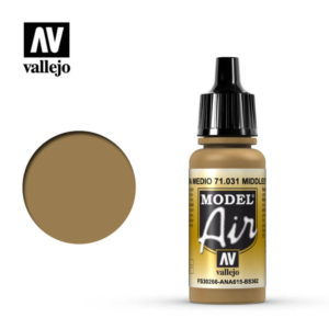 Model Air Acrylic Color Middlestone