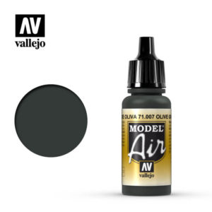 Model Air Acrylic Color Olive Green
